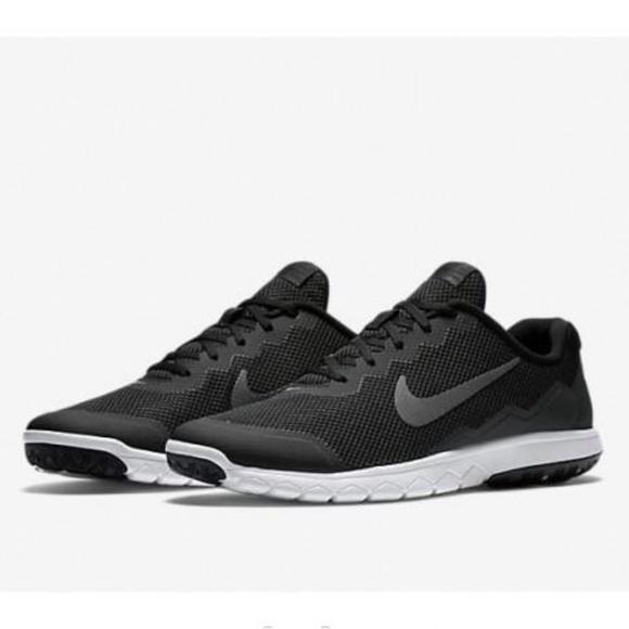 5687ca1d17c Nike Flex Experience RN 4 Running Shoes - Black. M 5a738f09daa8f6ad6ae5714e